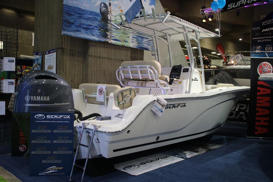 le salon du bateau et des sports nautiques 2017 un