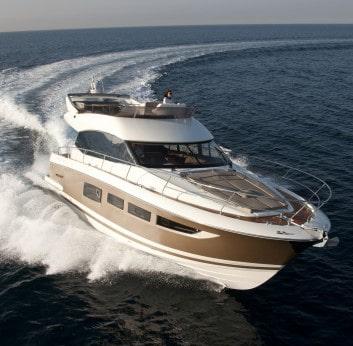 Yacht prestige 500