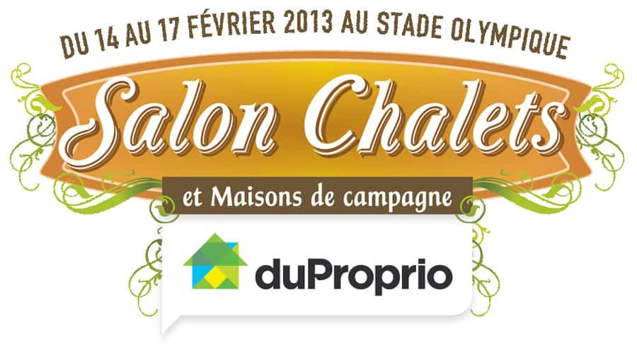 D couvrez le salon chalets et maisons de campagne 2013 for Salon maison de campagne