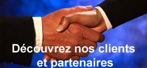 Dcouvrez nos clients et partenaires