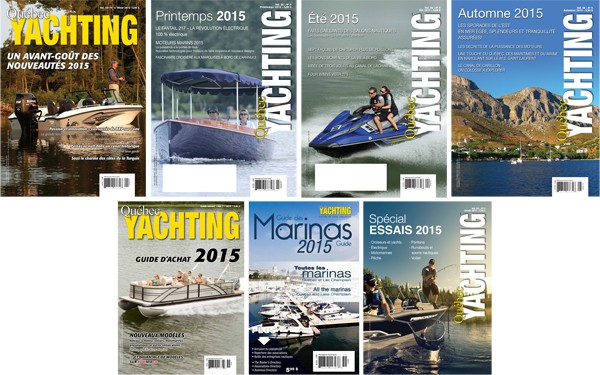 Parutions Quebec Yachting 2015 BR