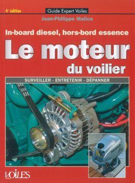 Le moteur du voilier