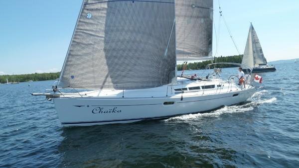Solo Valcour 2013. Crédit photo : Québec Yachting.