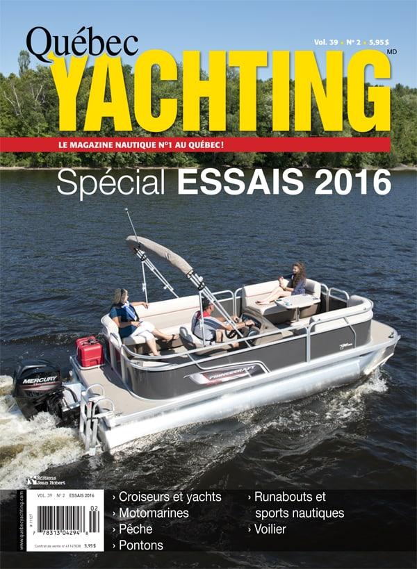 Page couverture - Essais 2016