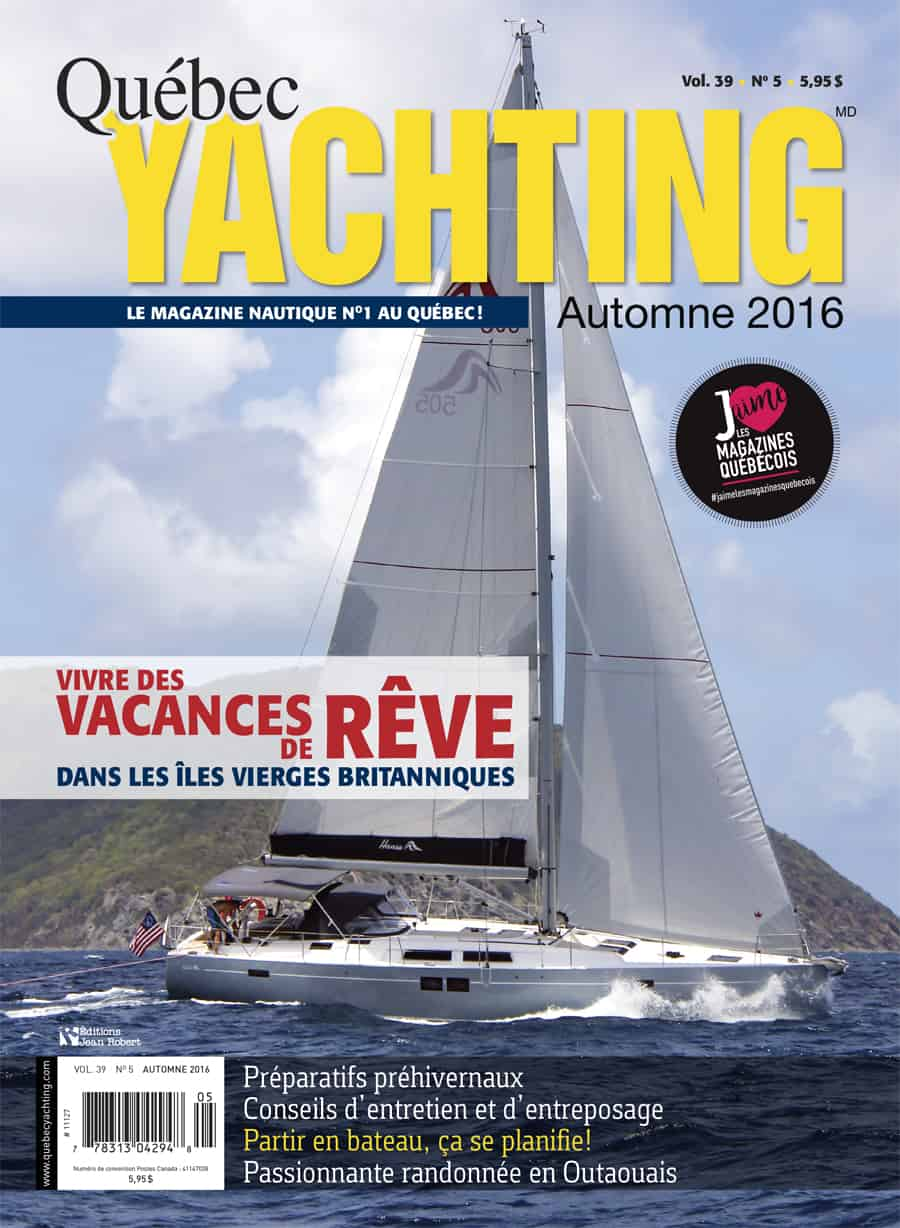 Automne 2016 - Quebec Yachting