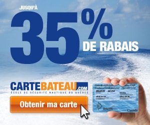 Obtenez votre permis bateau sur CarteBateau.com