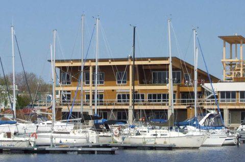 Club nautique Roberval