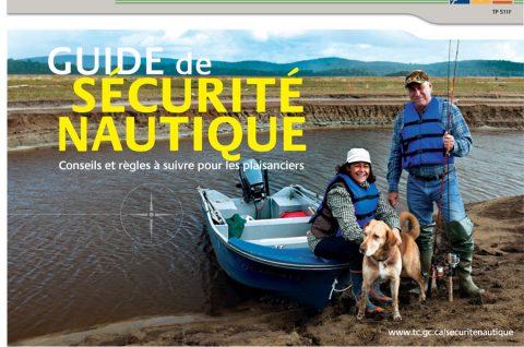 Guide de sécurité nautique - Conseil et règles à suivre pour