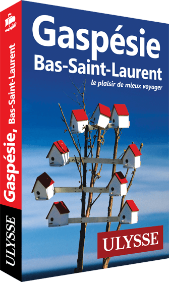 Gaspesie Bas Saint Laurent - Guide Ulysse