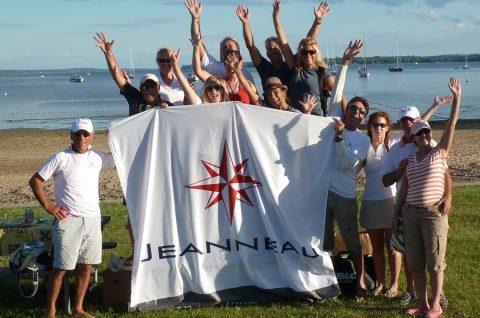 Rendez vous des proprietaires Jeanneau au lac Champlain 2016 - BR
