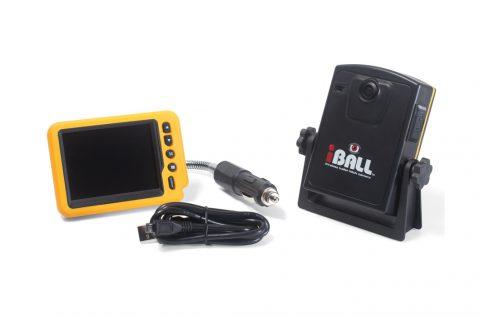 iBall - camera de recule - bateau - voilier - remorquage - une