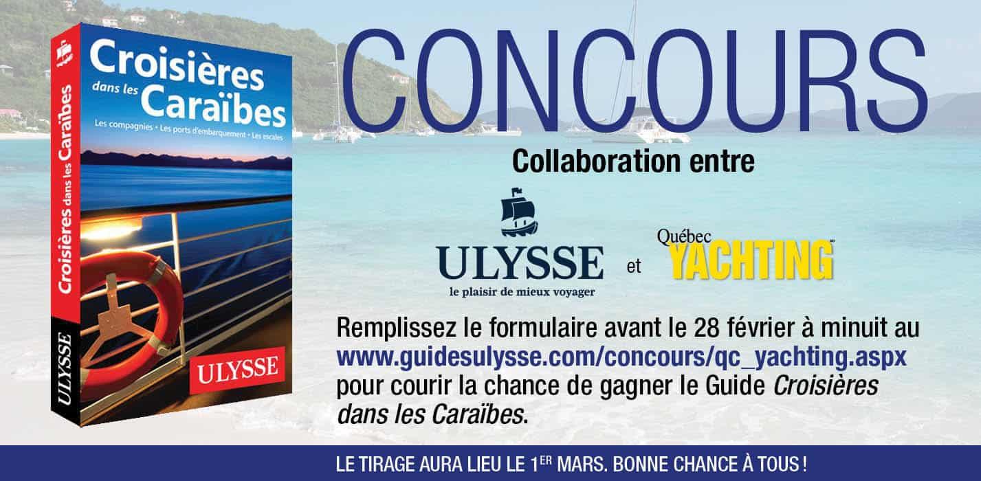 Croisieres dans les Caraibes - Concours -Ulysse - 1427x700