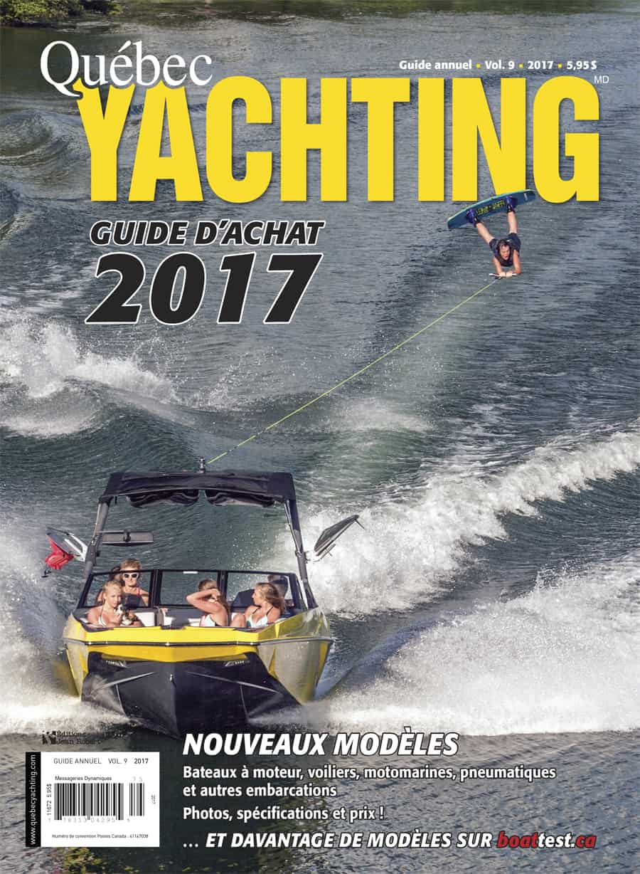Guide d achat 2017 - Quebec Yachting