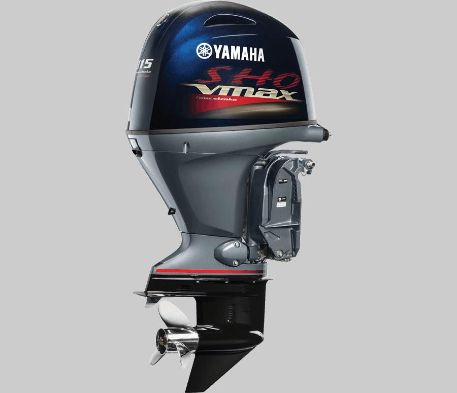 Moteur hors-bord Yamaha V MAX SHO 115 X-Shaft