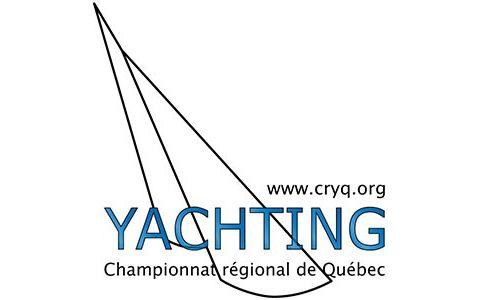Logo Championnat regional de yachting de Quebec