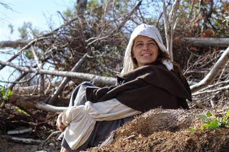 Cindy Gagnon - La grande traversee - Micheline Arbez
