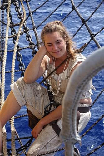 Fanny Gauthier Patoine - La grande traversee - Micheline Arbez