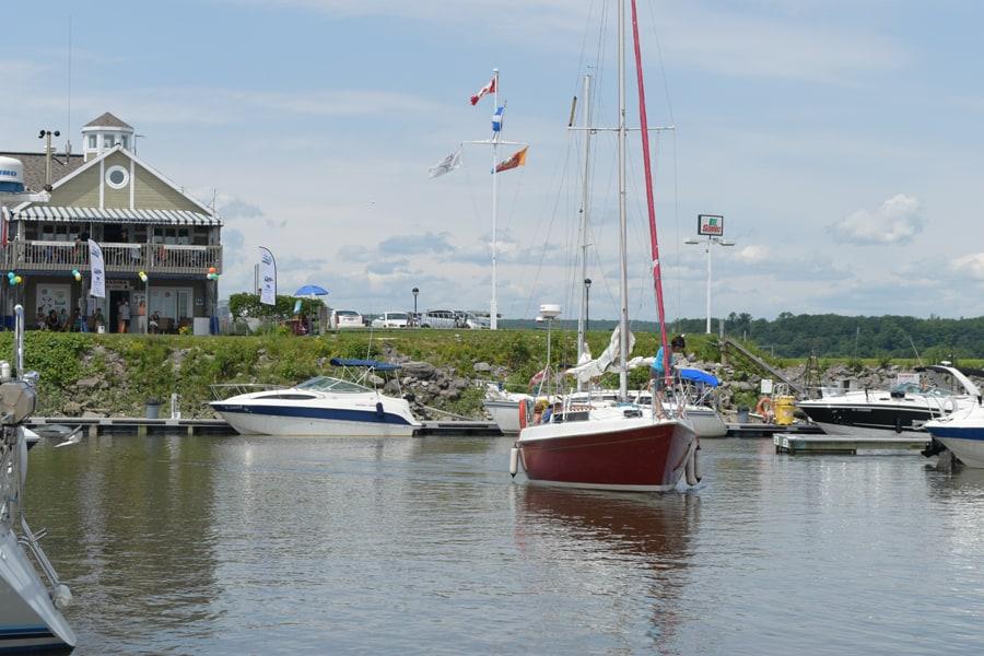 Marina de Portneuf - BR