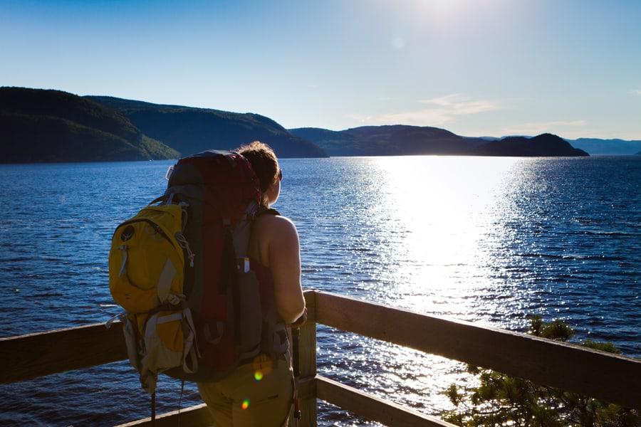 Photo 1 - Sentier le Fjord