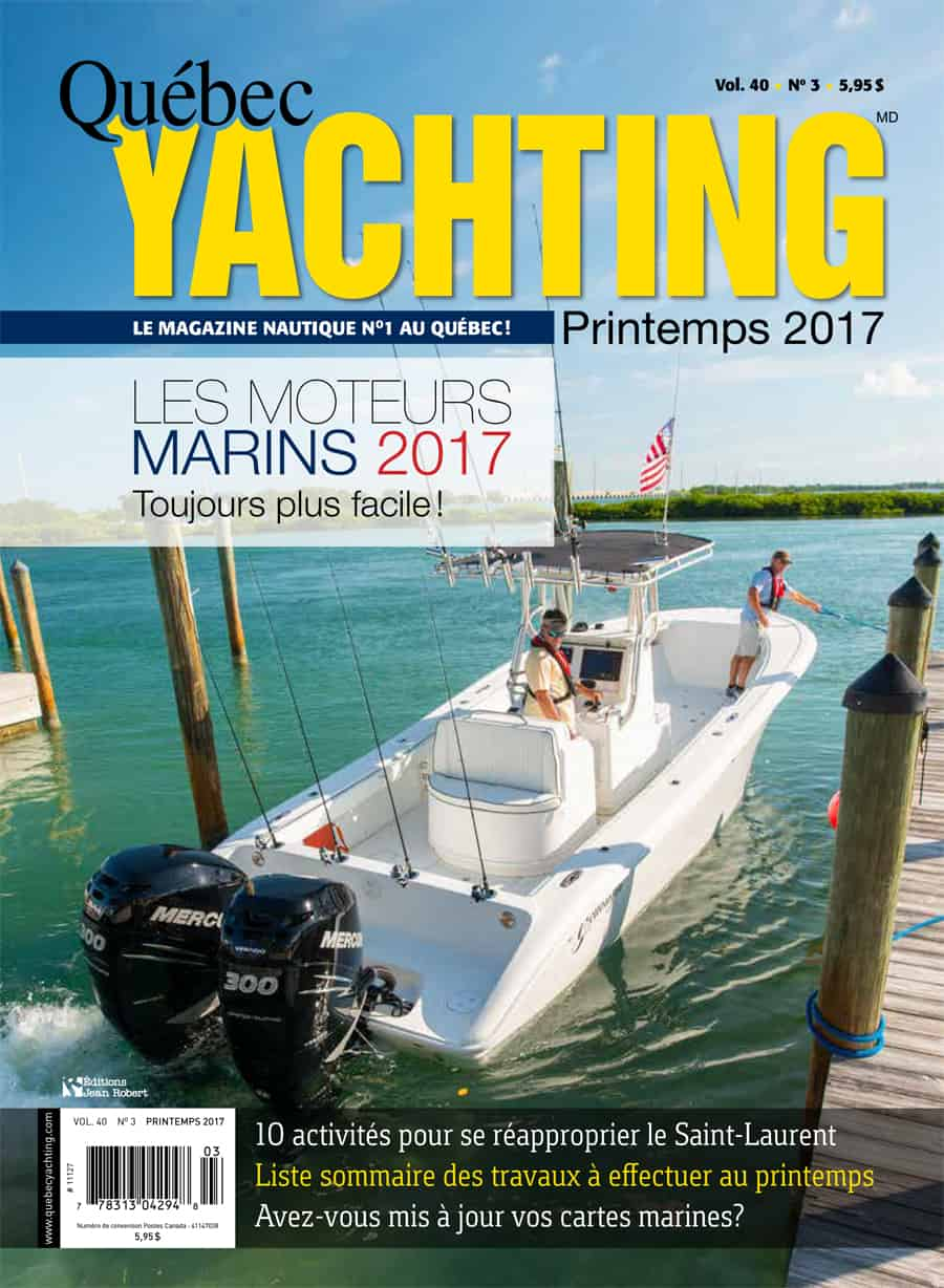 Printemps 2017 - Quebec Yachting