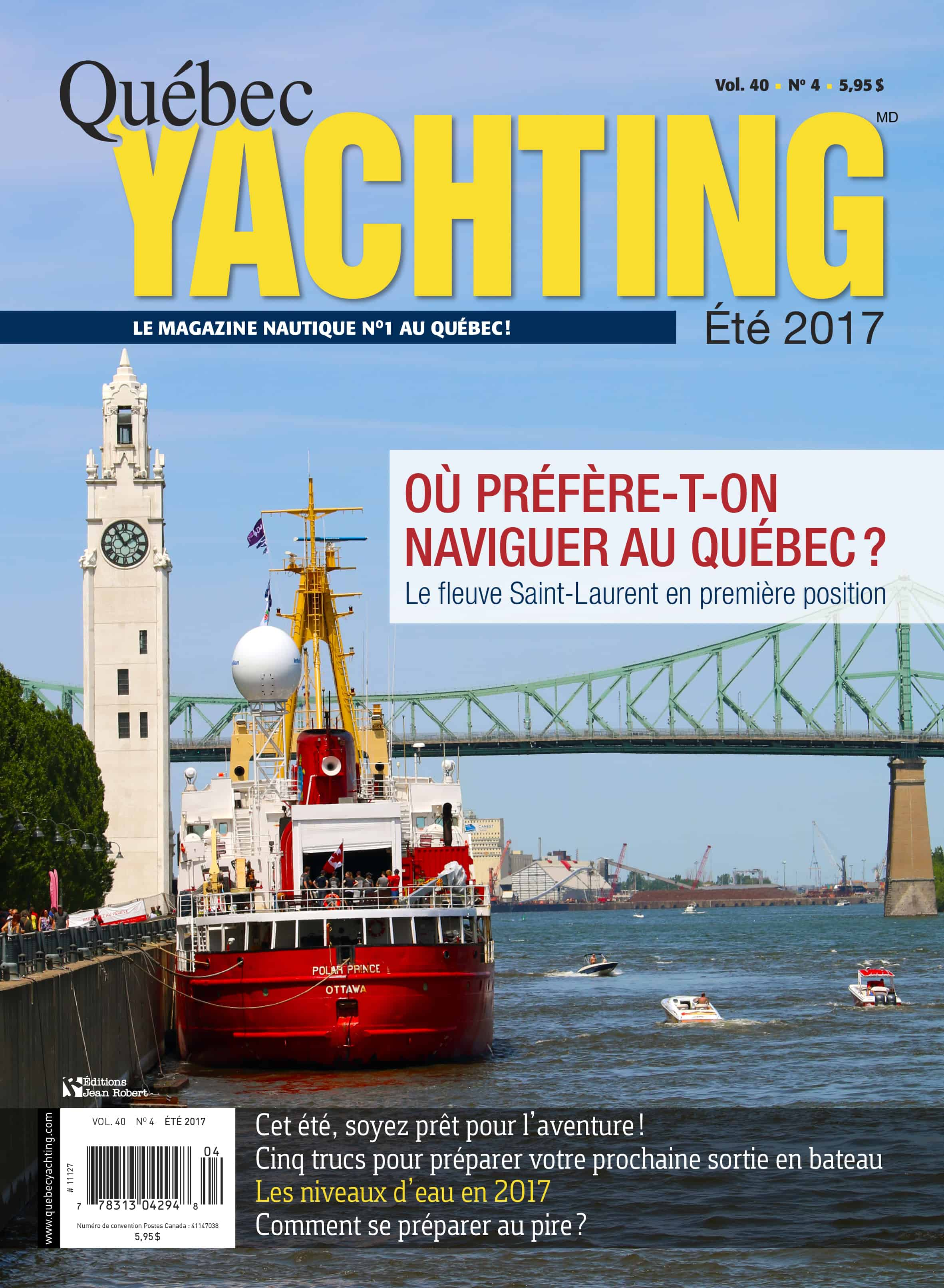 Ete 2017 - Quebec Yachting