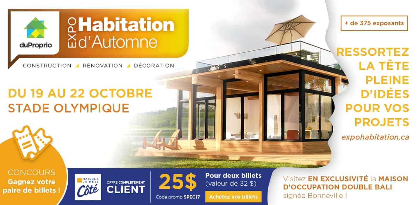 4e 233 Dition De L Expohabitation D Automne Qu 233 Bec Yachting