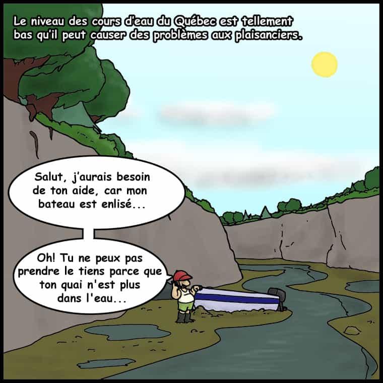 Humour Sur L Actualite Nautique Quebec Yachting