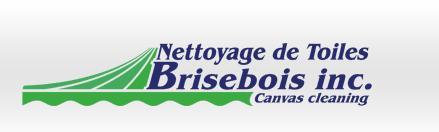 Nettoyage de Toiles Brisebois
