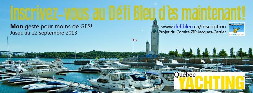 Defi Bleu 2013