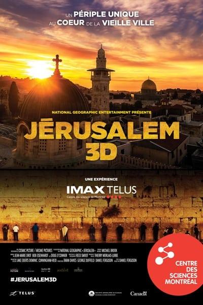 Jerusalem 3D
